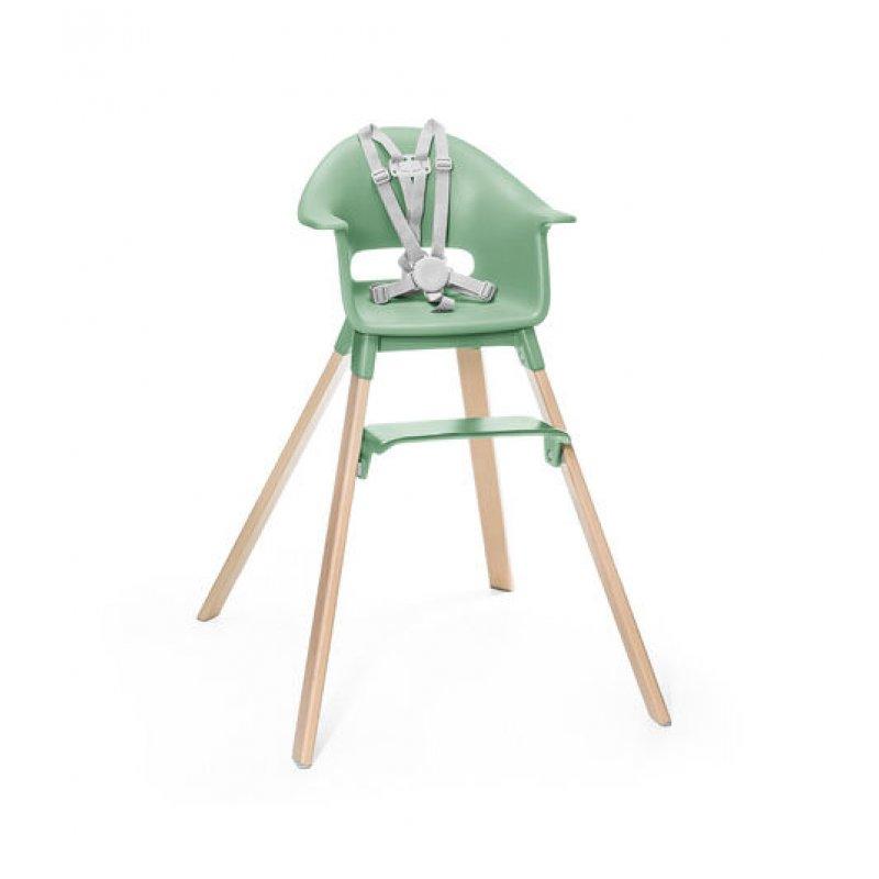 Stokke Clikk high chair κάθισμα φαγητού clover green