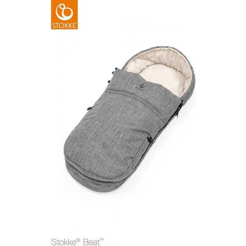 Stokke stroller softbag black melange