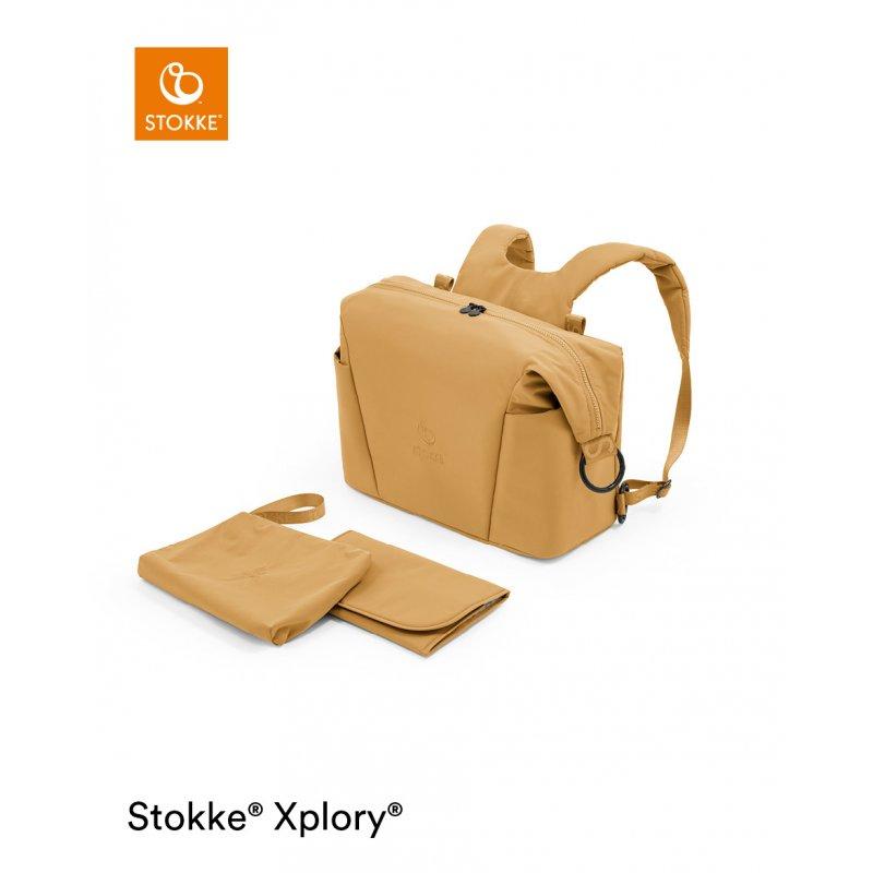 Stokke Xplory X Changing Bag Golden Yellow