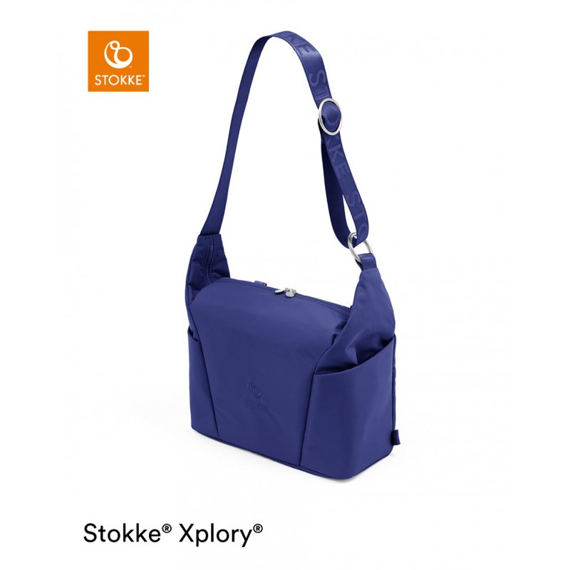 Stokke Xplory X Changing Bag Royal Blue