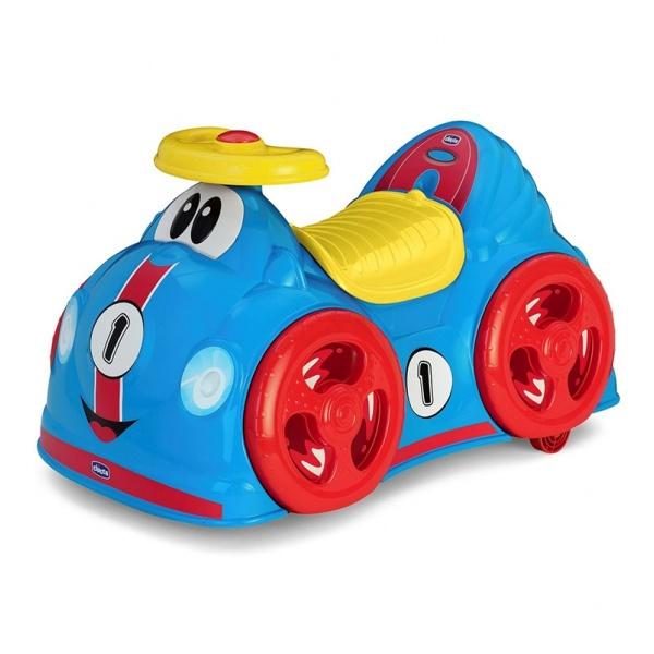 Chicco αυτοκινητάκι περτπατούρα γύρω γύρω όλοι