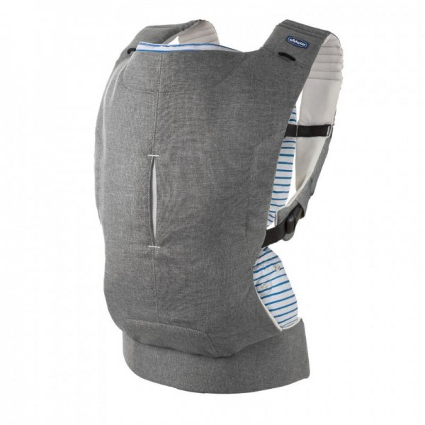 Chicco  Μάρσιπος Myamaki complete Grey stripes