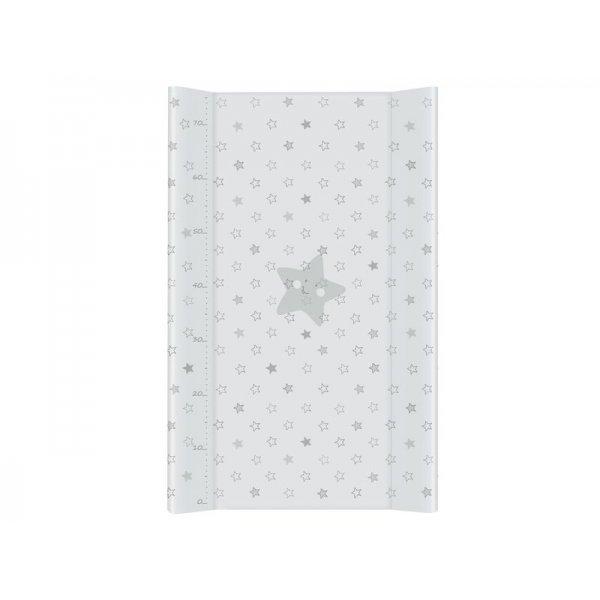 Just baby σκληρή αλλαξιέρα long 50x80 Stars grey
