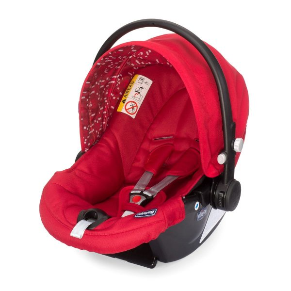 Chicco Κάθισμα Aυτοκινήτου Synthesis XT Plus Red 0-13Kg