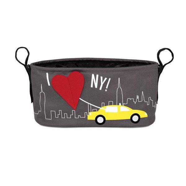 Choopie  Super Cute CityBucket καλάθι οργάνωσης καροτσιού NYC