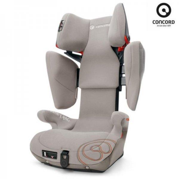 Concord παιδικό κάθισμα αυτοκινίτου Transformer X-BAG Cool Beige