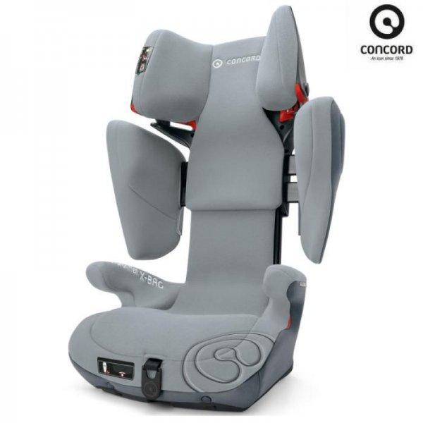 Concord παιδικό κάθισμα αυτοκινίτου Transformer X-BAG graphite grey