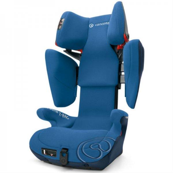 Concord παιδικό κάθισμα αυτοκινίτου 15-36kg Transformer X-BAG Ocean Blue