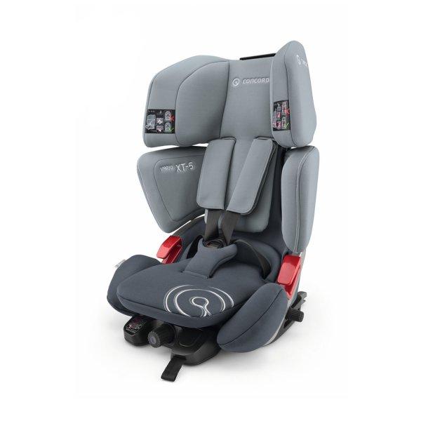 Concord Παιδικό Κάθισμα Αυτοκινήτου Vario XT5 Steel grey 9-36Kg