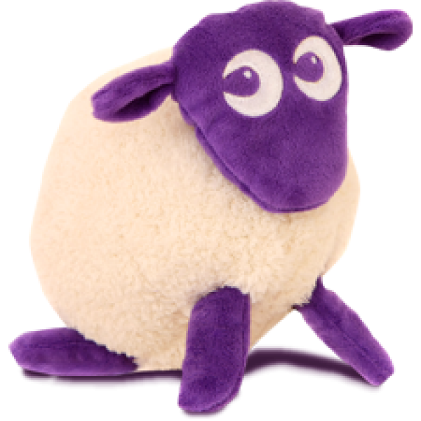 Evan the dream sheep purple