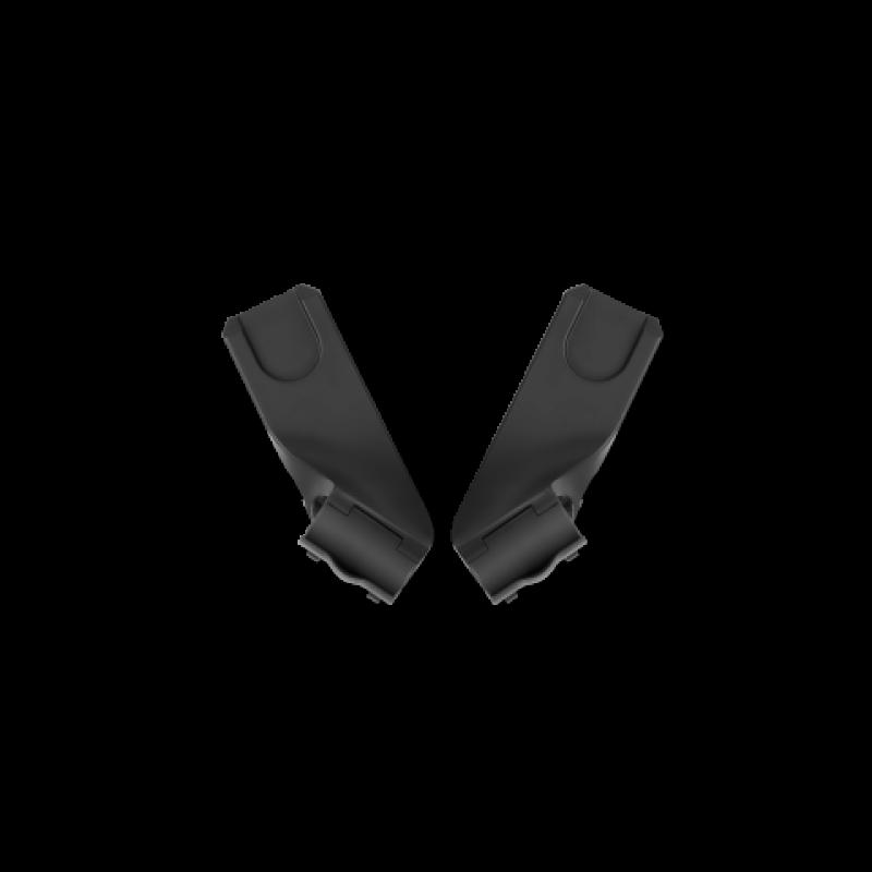 Cybex Eezy S Line Adapter αντάπτορας για κάθισμα αυτοκινήτου Black   black