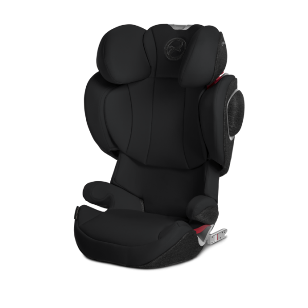 Cybex Solution Z-fix Stardust black παιδικό κάθισμα 15-36 kg