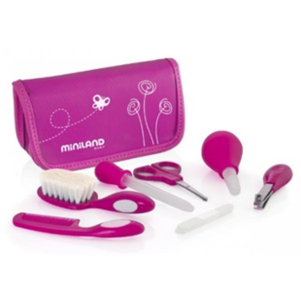 Miniland σετ περιποιησης ταξιδιου Baby kit