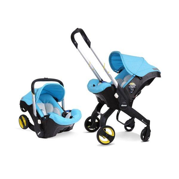Doona  βρεφικό κάθισμα αυτοκινήτου 0+ καρότσι blue