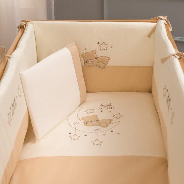 Funna baby Dream beige προίκα 6 τεμ. μπεζ
