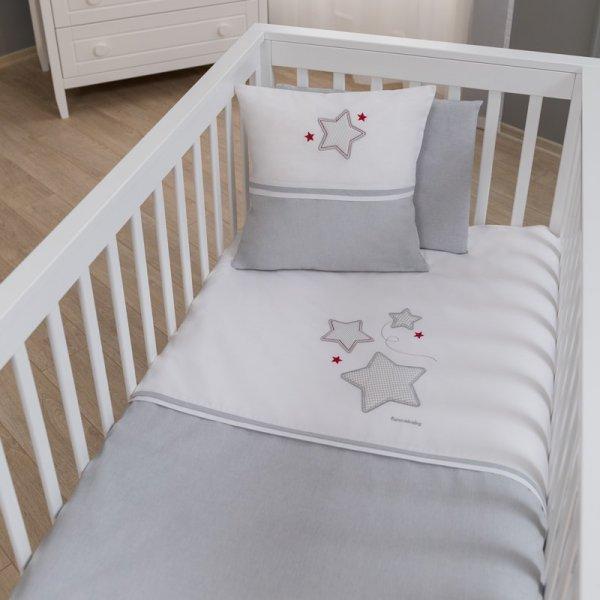 Funna baby  Baby Star Σετ σεντόνια 3 τεμαχ.