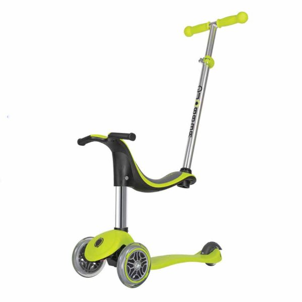 Globber Scooter EVO 4 in 1 Lime Green