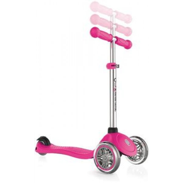 Globber Scooter Primo Neon Pink