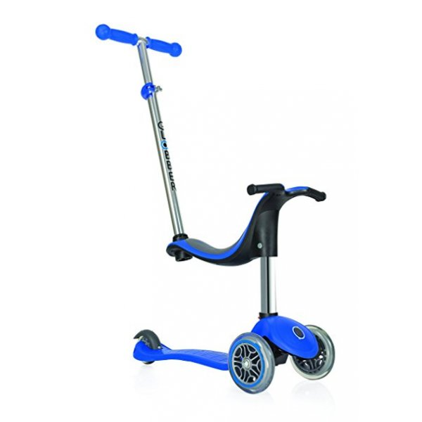 Globber Scooter EVO 4 in 1 Navy Blue