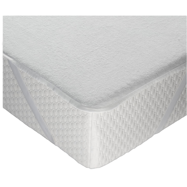 Grecostrom κάλυμμα στρώματος πετσετέ αδιάβροχο 90x200 cm