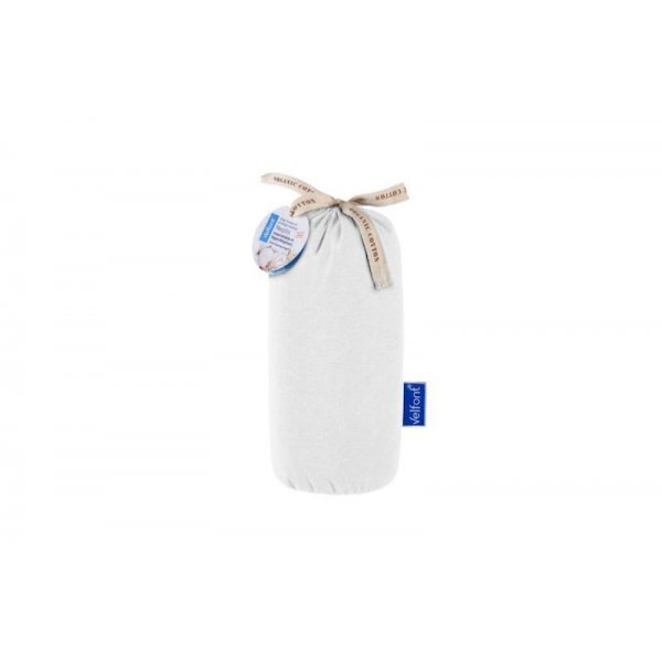 Grecostrom Respira HPU κάλυμμα μαξιλαριού organic cotton White 50x70 cm