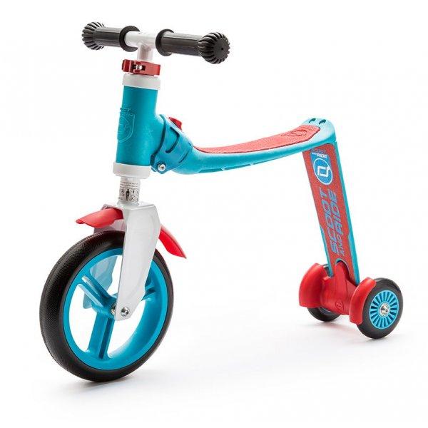 Highwaybaby+ παιδικό ποδήλατο ισορροπίας πατίνι 2 σε 1 Blue/red