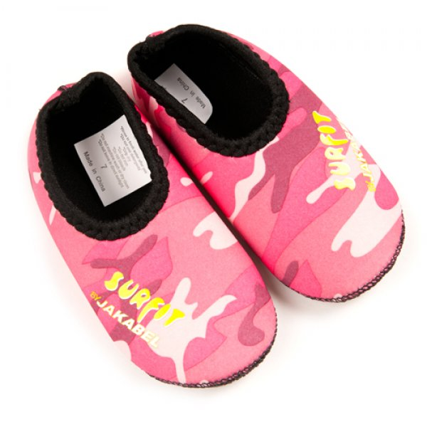 Jakabel swim shoes παπουτσάκια θαλάσσης 1-2 ετών pink camo