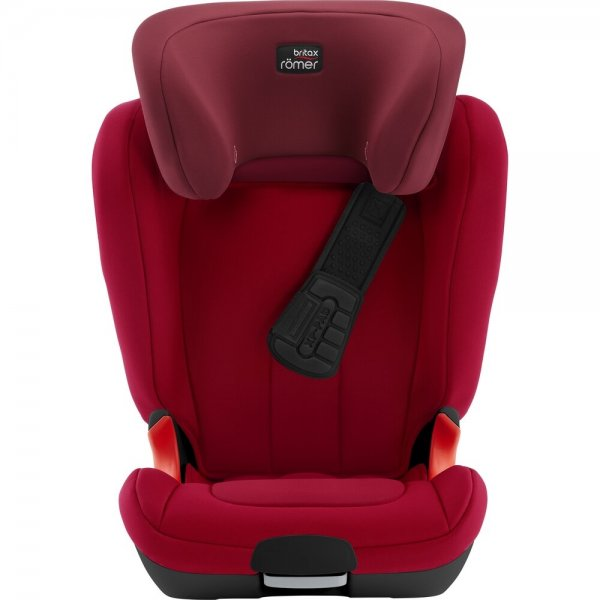 Britax Romer παιδικό κάθισμα 15-36kg Kid fix XP black series Flame red