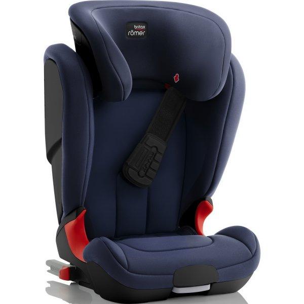 Britax Romer παιδικό κάθισμα 15-36kg Kid fix XP black series MoonLight Blue