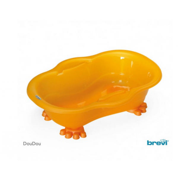 Brevi Μπάνιο 566 DOU DOU COL. 058 Arancione
