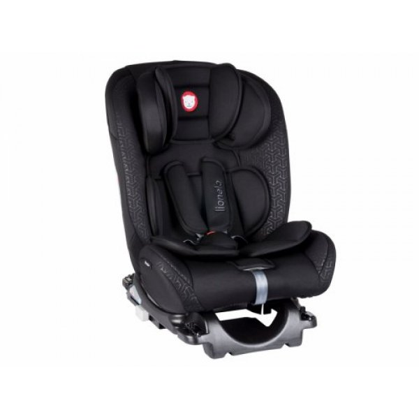 Lionelo κάθισμα αυτοκινήτου Sander black 0-36 kg Δώρο η ηλιοπροστασία τζαμιού και Organizer θέσης