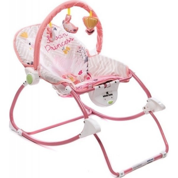 Kikkaboo relax Swing bouncer Lake stories swan