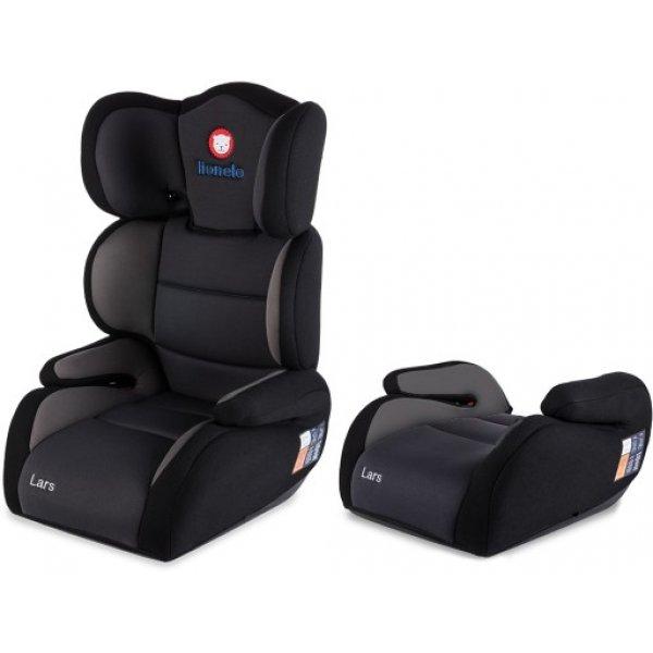 Lionelo παιδικό κάθισμα αυτοκινήτου Laps plus grey