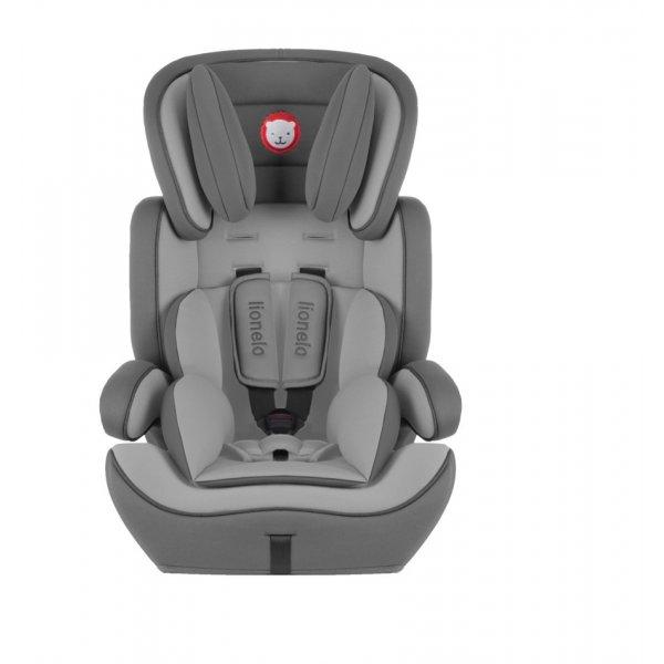 Lionelo κάθισμα αυτοκινήτου LEVIPLUS grey