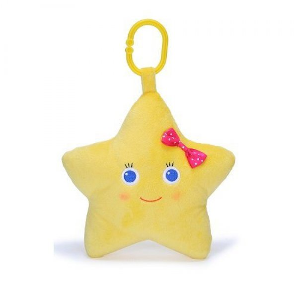 Little Baby Bun star λούτρινο μουσικό παιχνίδι 99271 εκμάθηση Αγγλικών