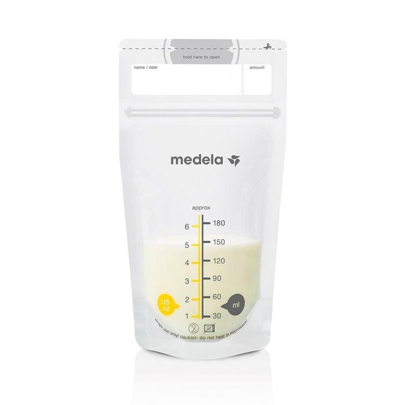 Medela σακουλάκια αποθήκευσης μητρικού γάλακτος 25τμχ