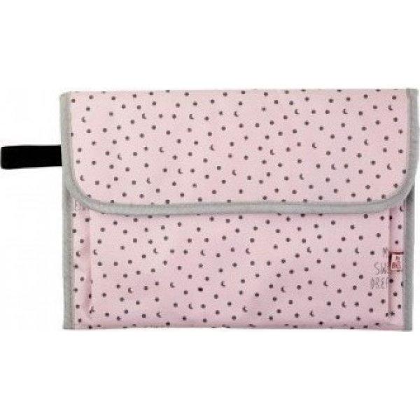 My bags θήκη αλλαξιέρα Travel ροζ