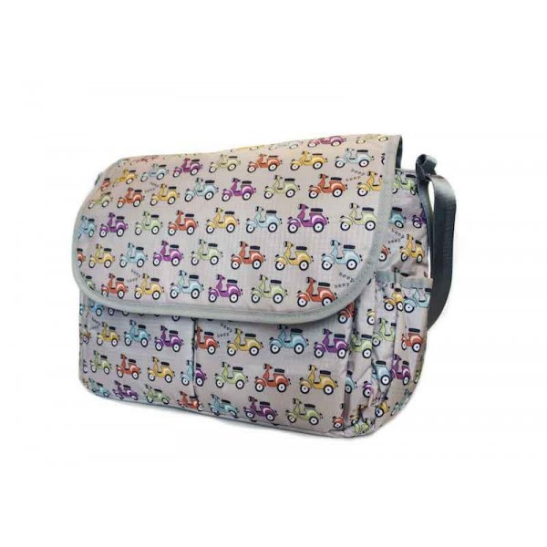 My Bag's Τσάντα Θηλασμού Και Θήκη Αλλαξιέρας Travel