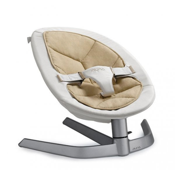 Nuna Leaf relax Bisque Wind compatible