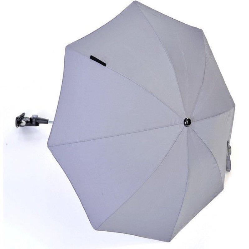 Peg Perego Αντάπτορας &  ομπρέλας για καρότσι BOOK γκρί