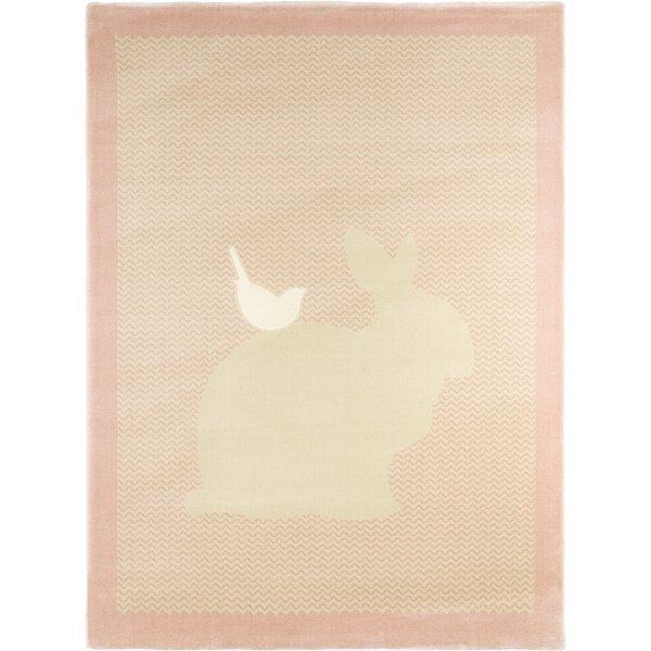 Saint Clair χαλί μηχανής Lapin pink 150x200