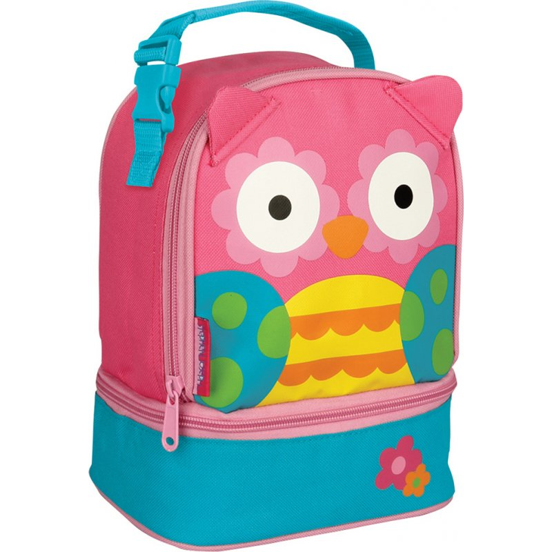 3790b6a638 Stephen Joseph lunch pals owl τσάντα φαγητού