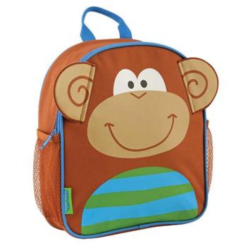 103503cc6a Stephen Joseph mini sidekicks backpack παιδικό σακίδιο πλάτης Monkey  SJ109099