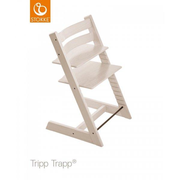 Stokke Tripp Trapp Κάθισμα Φαγητού Whitewash