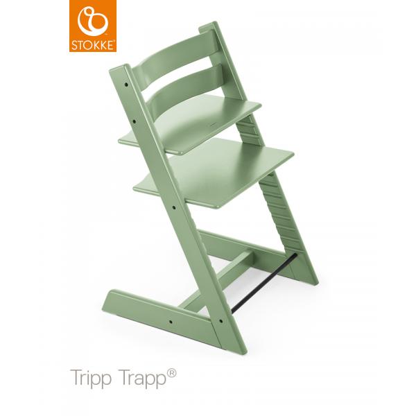 Stokke Tripp Trapp κάθισμα φαγητού Moss Green