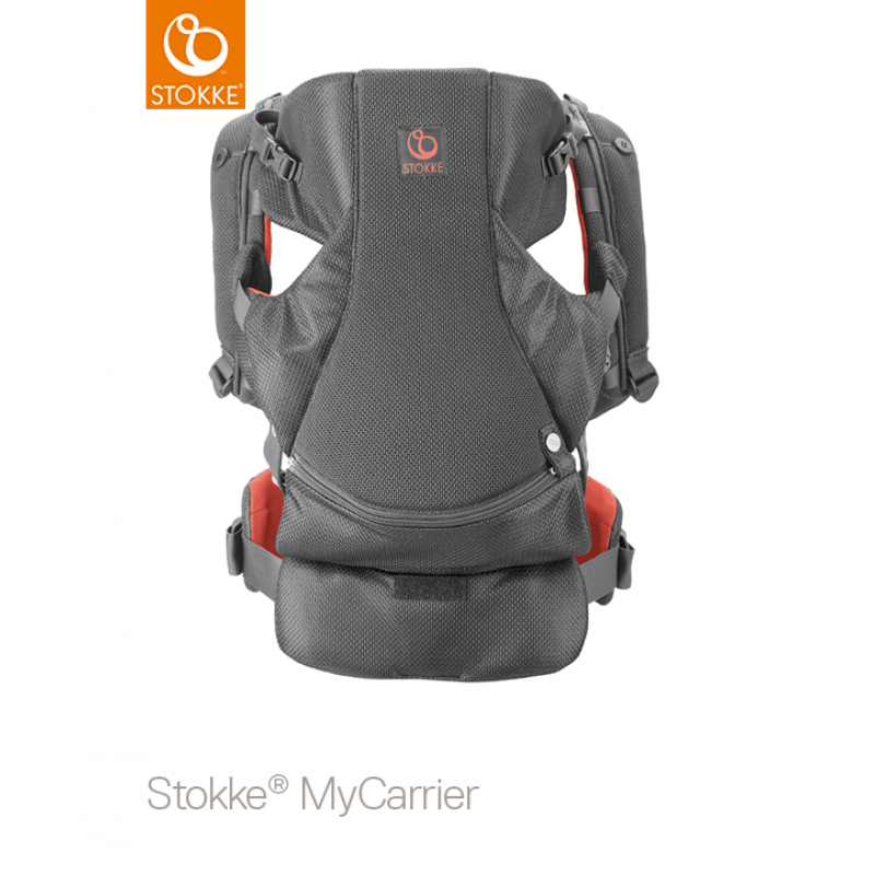 Stokke My carrier Front Coral Mesh