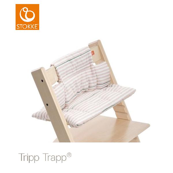 Stokke μαξιλάρια για Tripp trapp Pink Stripes