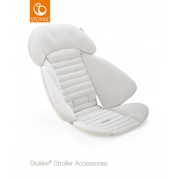 Stokke Stroller Seat Inlay Grey
