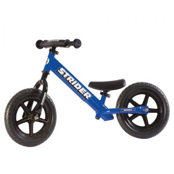 Strider Παιδικό Ποδήλατο Ισορροπίας Blue ST-S4BL