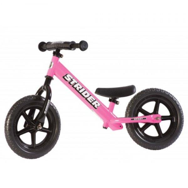 Strider Παιδικό Ποδήλατο Ισορροπίας Pink ST-S4PK